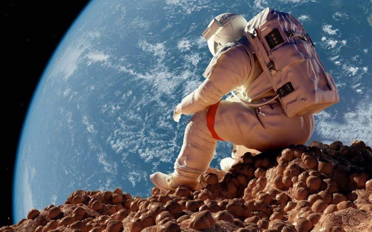 Устройство скафандра космонавта