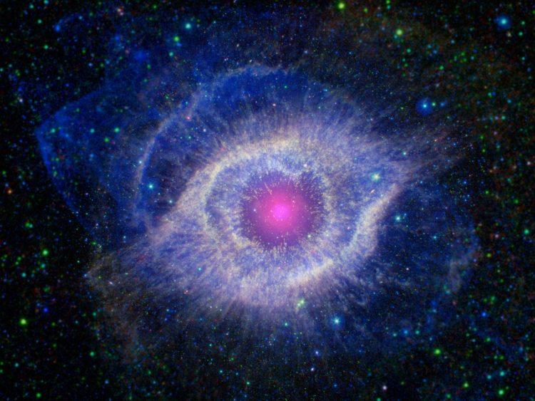 Взрывающиеся звезды